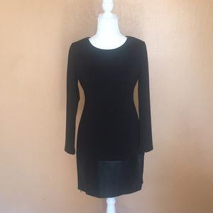 Ivanka Tump black dress size 4